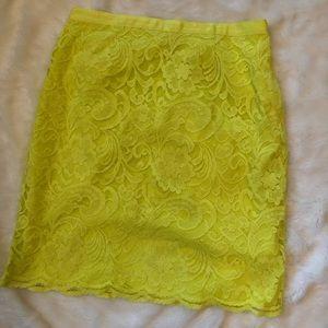 3/$20 Madison lace skirt 6